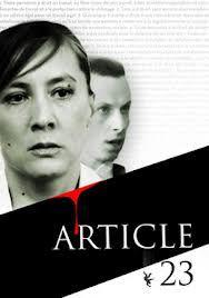 Article 23 - Film (2012)