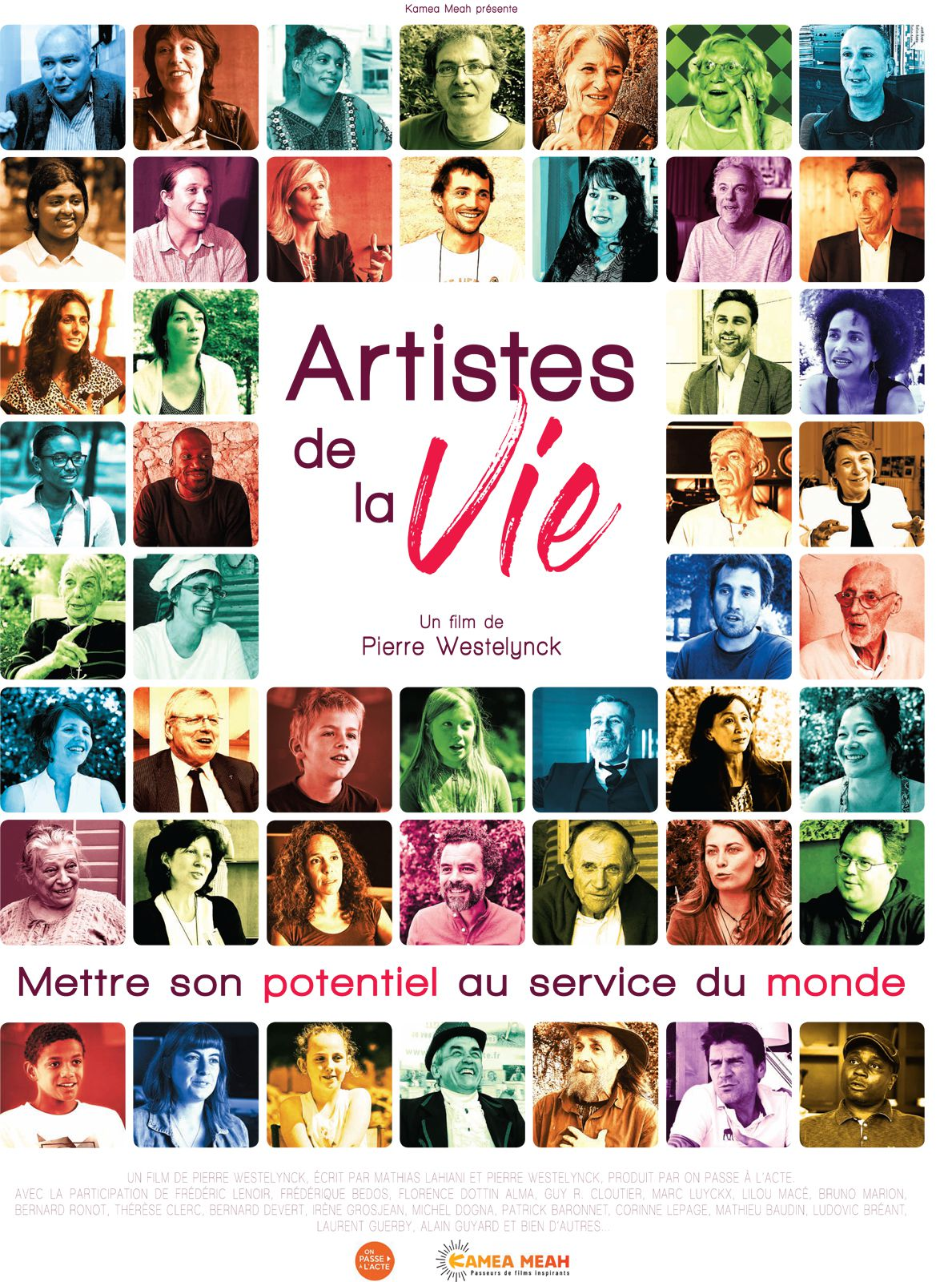 Artistes de la Vie - Documentaire (2019)