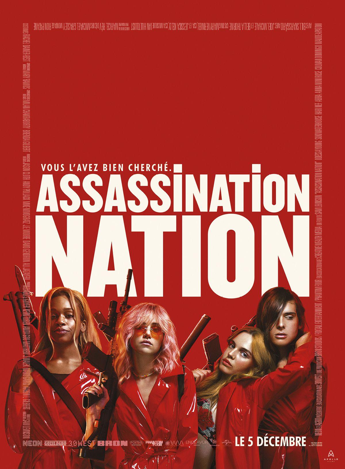 Assassination Nation - Film (2018)