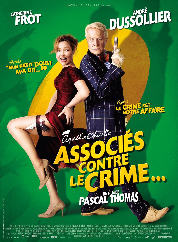 Associés contre le crime... - Film (2012)