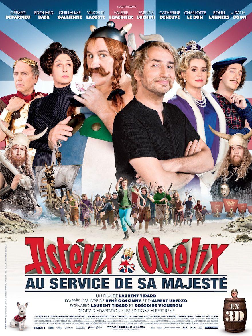 Astérix & Obélix : Au service de sa Majesté - Film (2012)