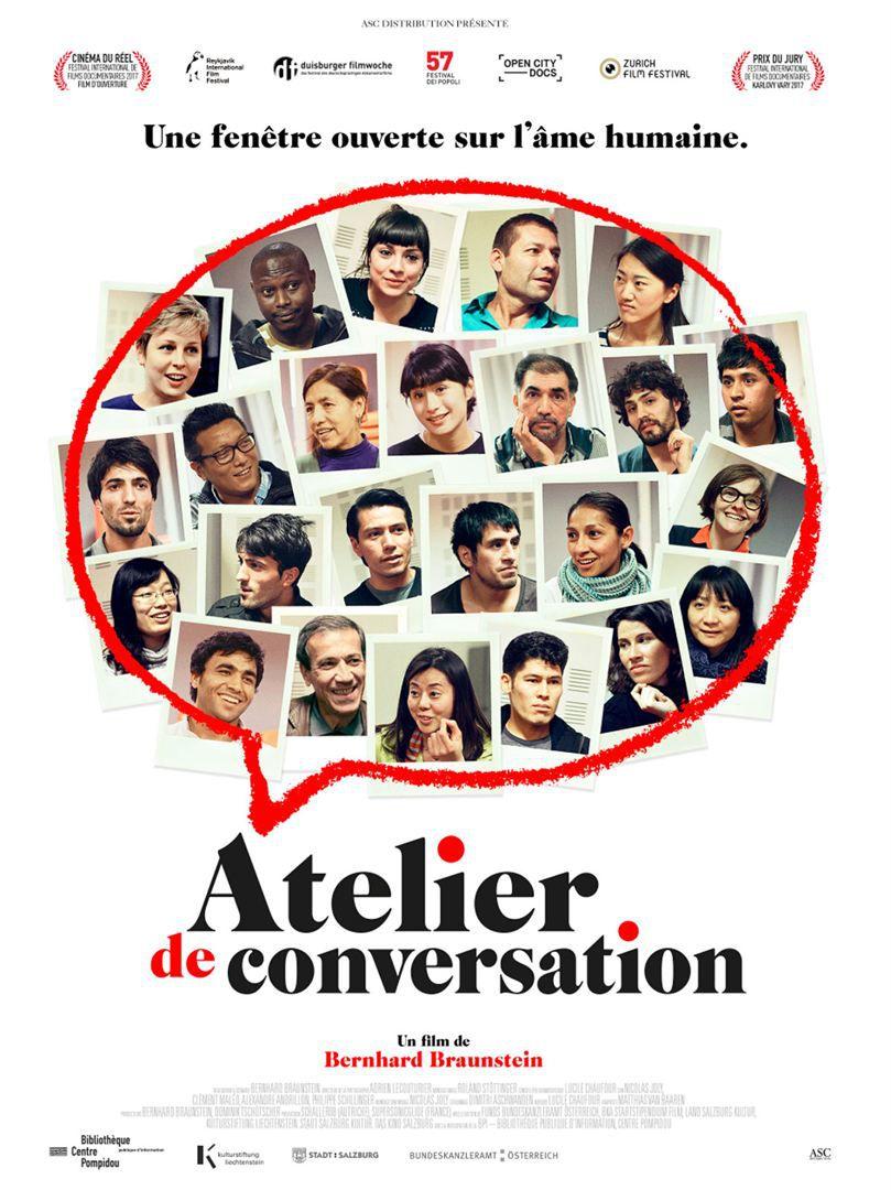 Atelier de conversation - Documentaire (2018)