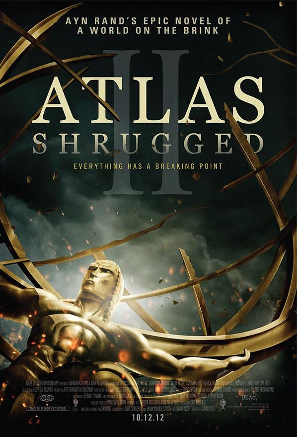 Atlas Shrugged : Part 2 - Film (2012)