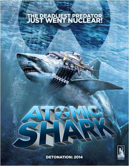 Atomic Shark - Film (2016)