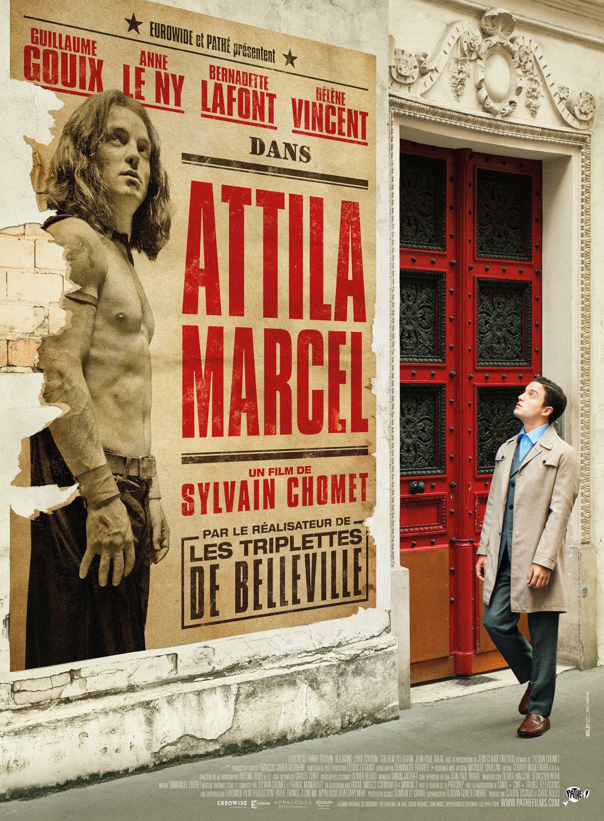 Attila Marcel - Film (2013)