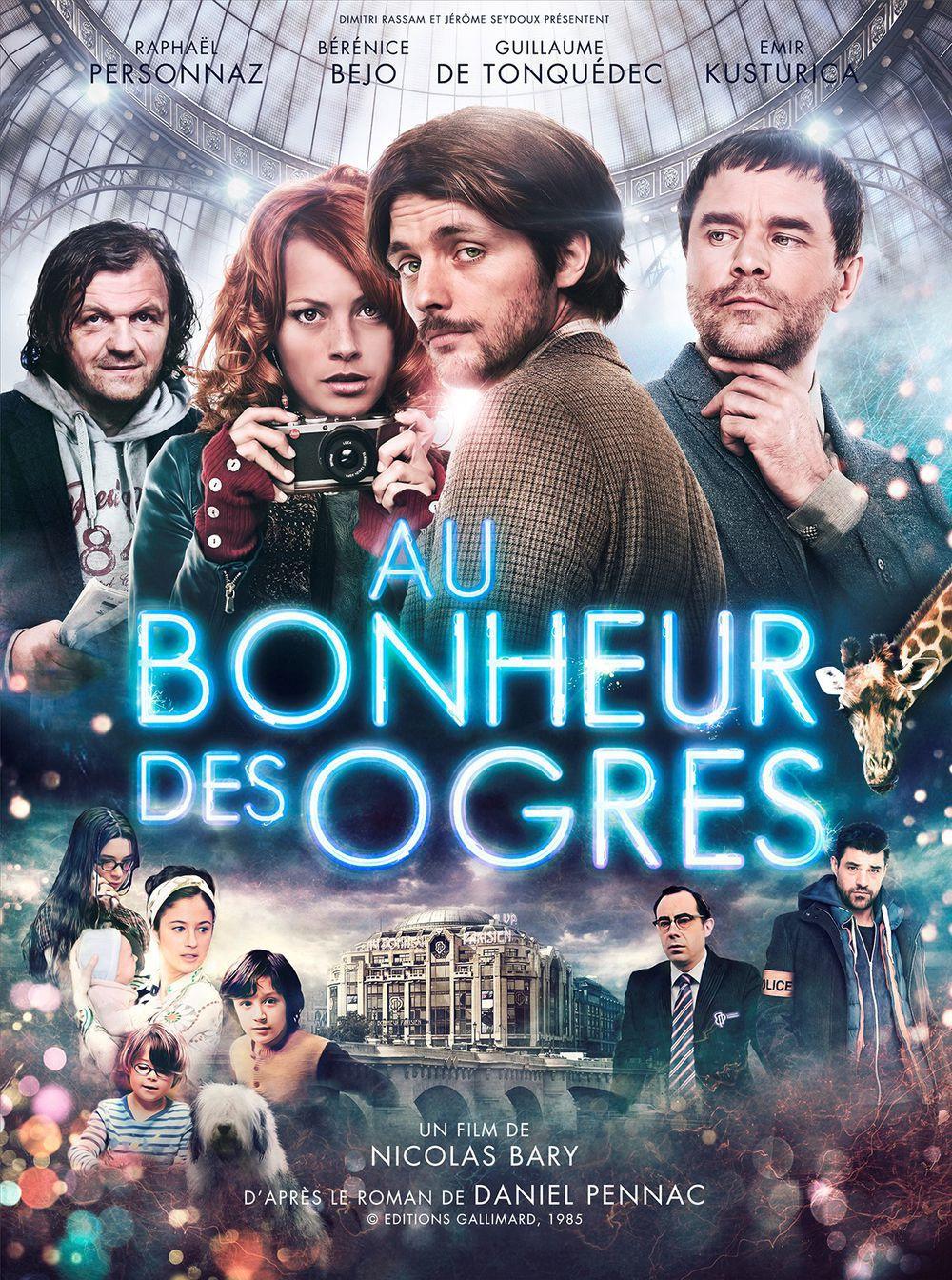 Au bonheur des ogres - Film (2013)