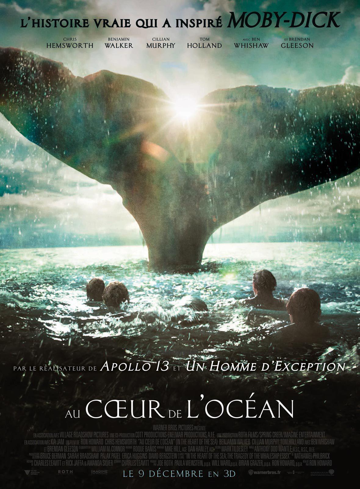 Au cœur de l'océan - Film (2015)