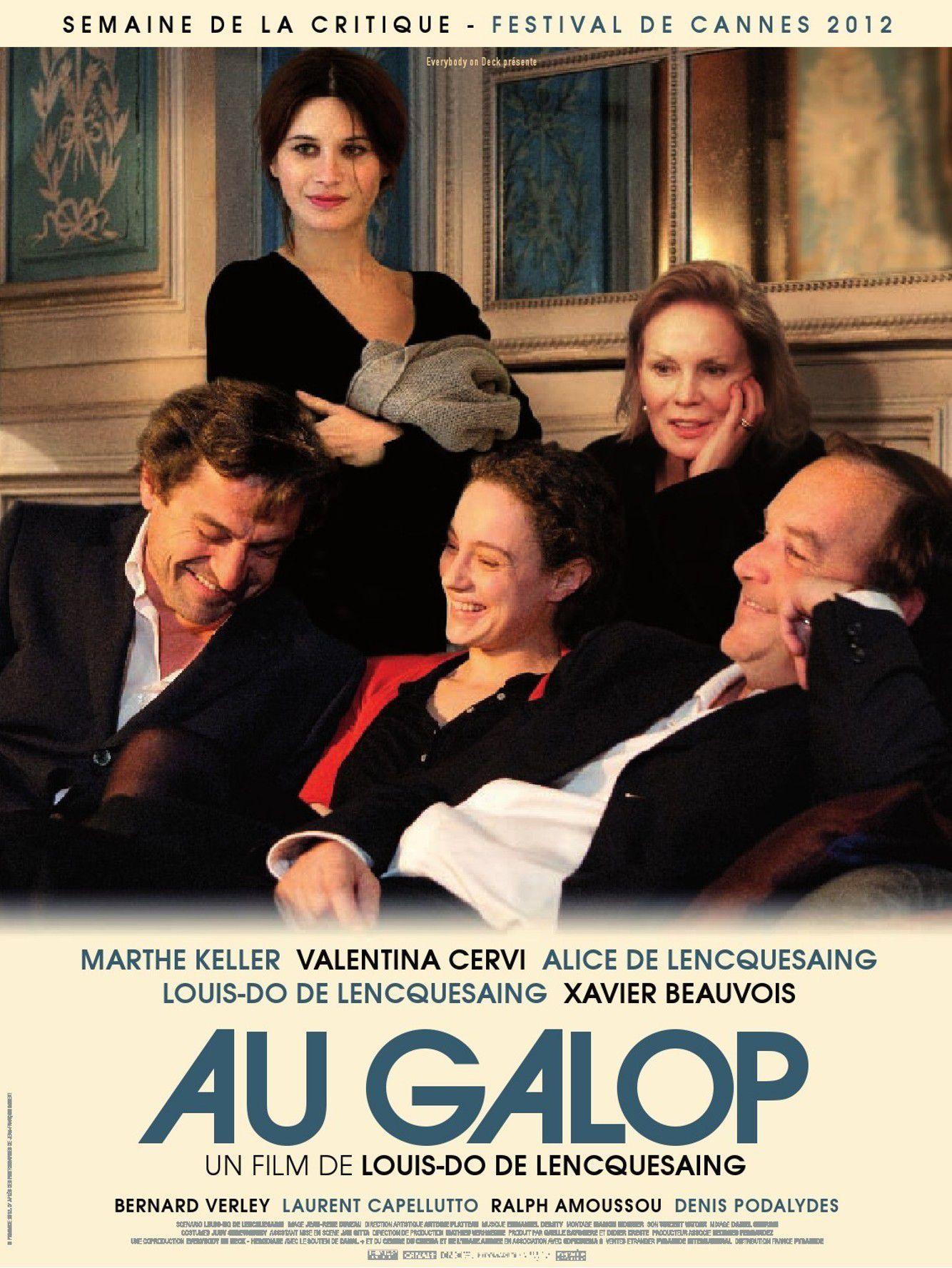 Au galop - Film (2012)