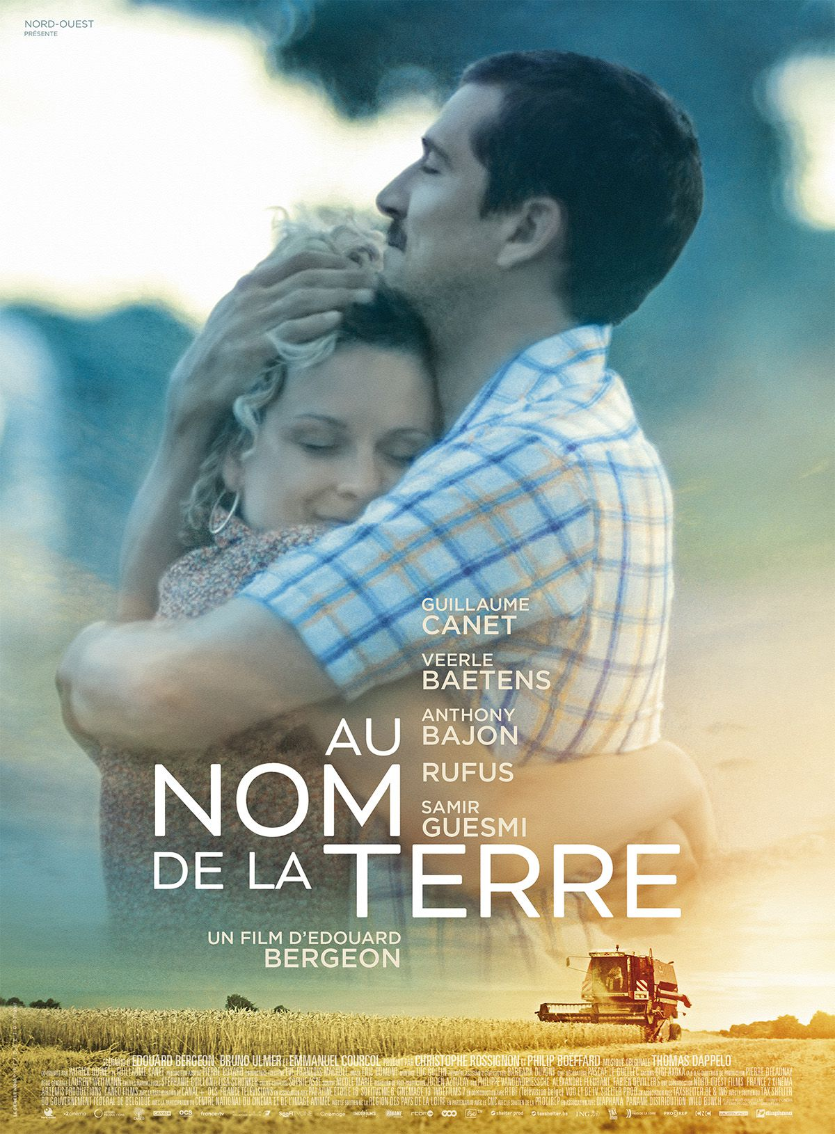 Au nom de la terre - Film (2019)