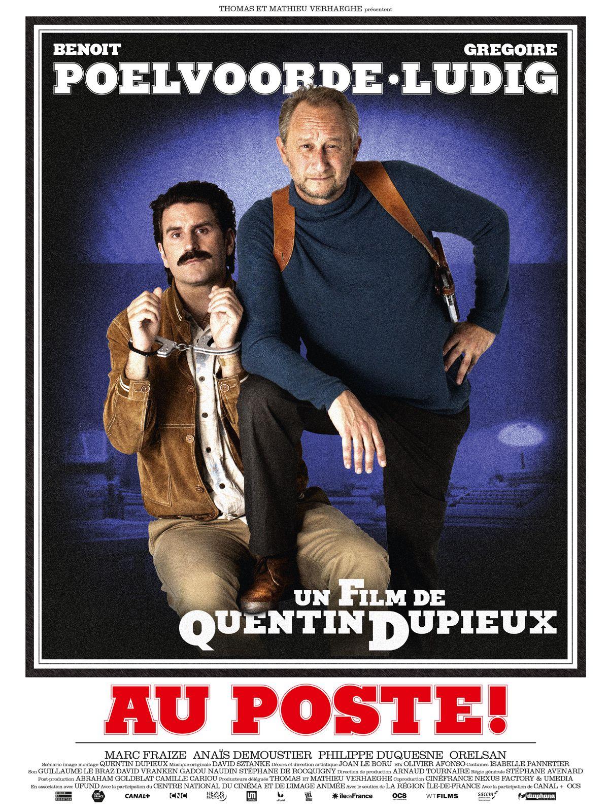 Au poste ! - Film (2018)