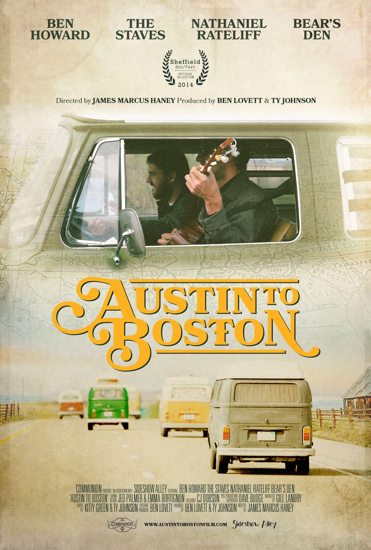 Austin to Boston - Documentaire (2014)