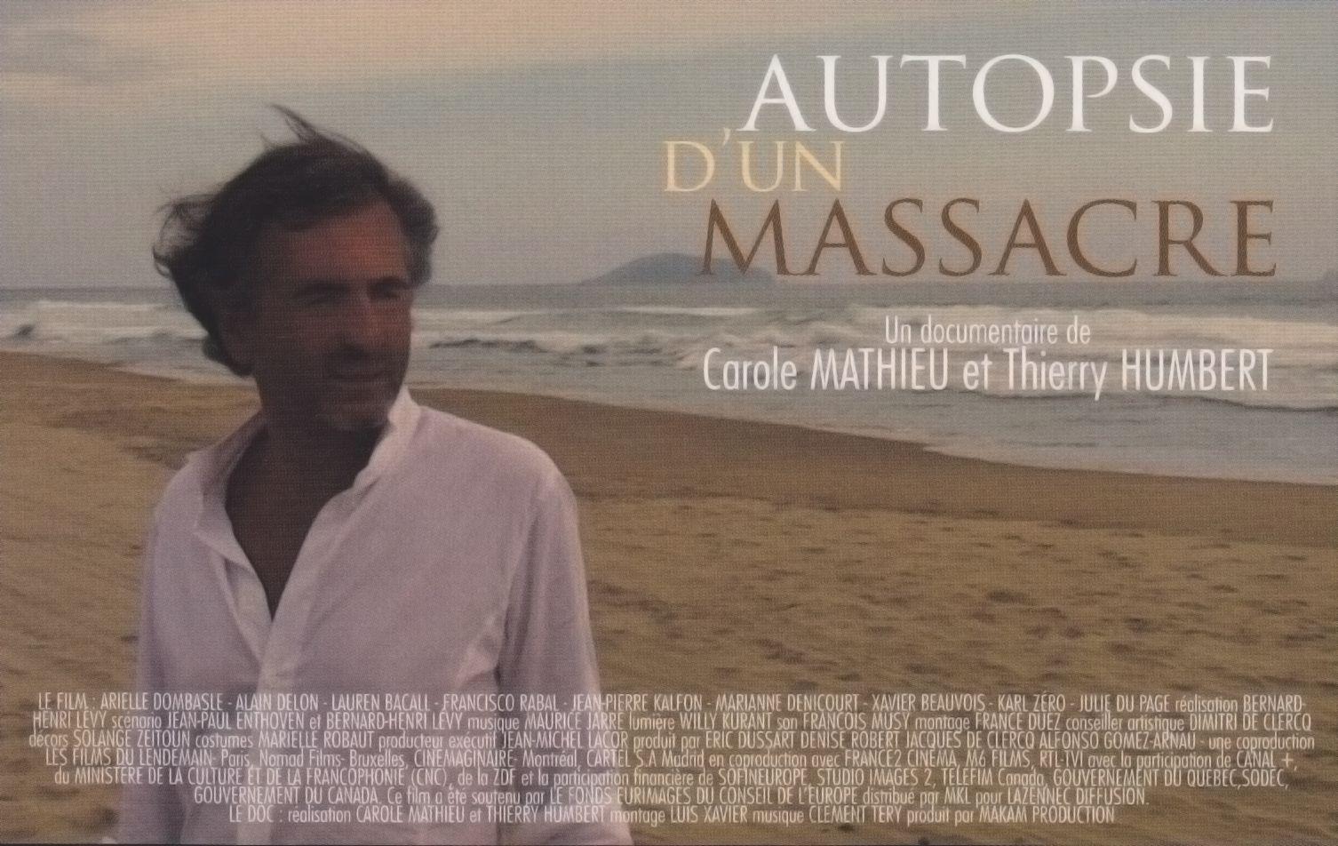 Autopsie d'un Massacre - Documentaire (2010)