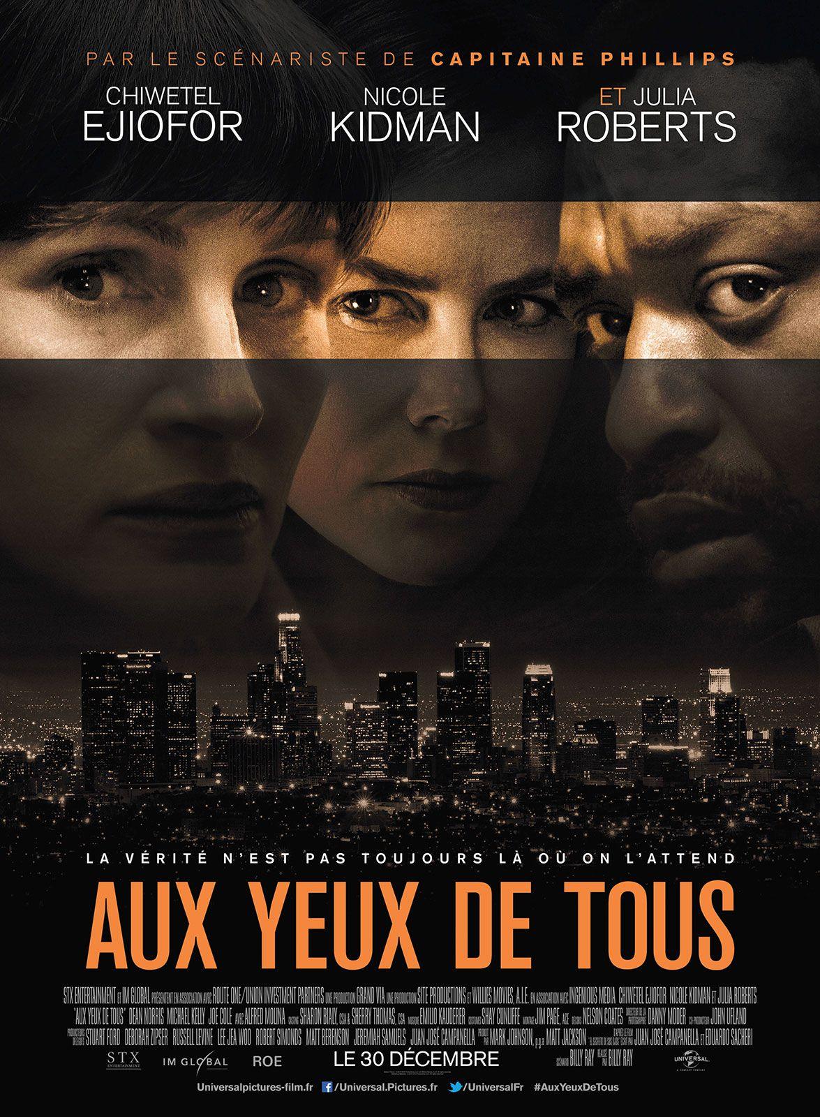 Aux yeux de tous - Film (2015)