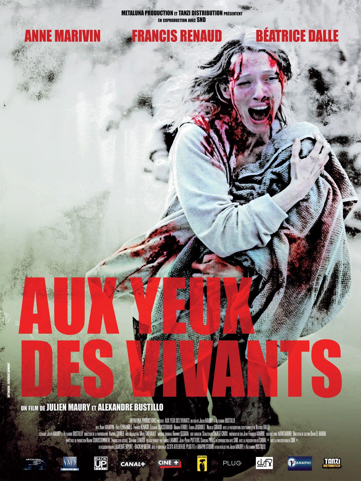 Aux yeux des vivants - Film (2014)