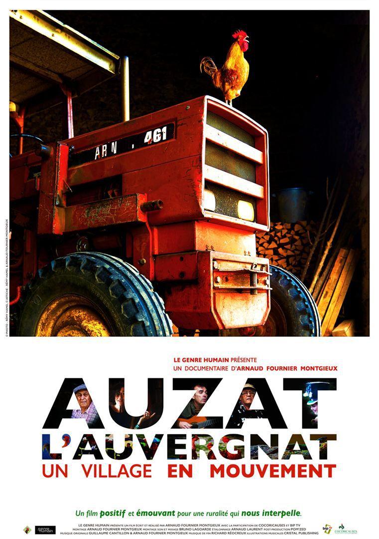 Auzat l'Auvergnat - Documentaire (2018)