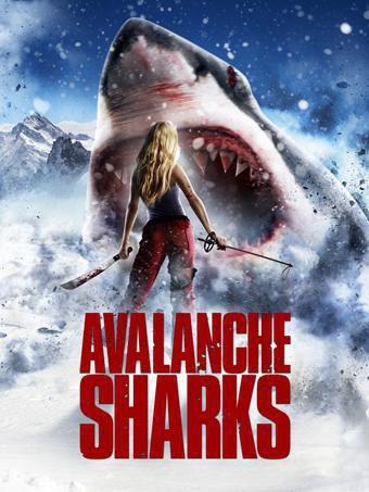 Avalanche Sharks: les dents de la neige - Film (2013)