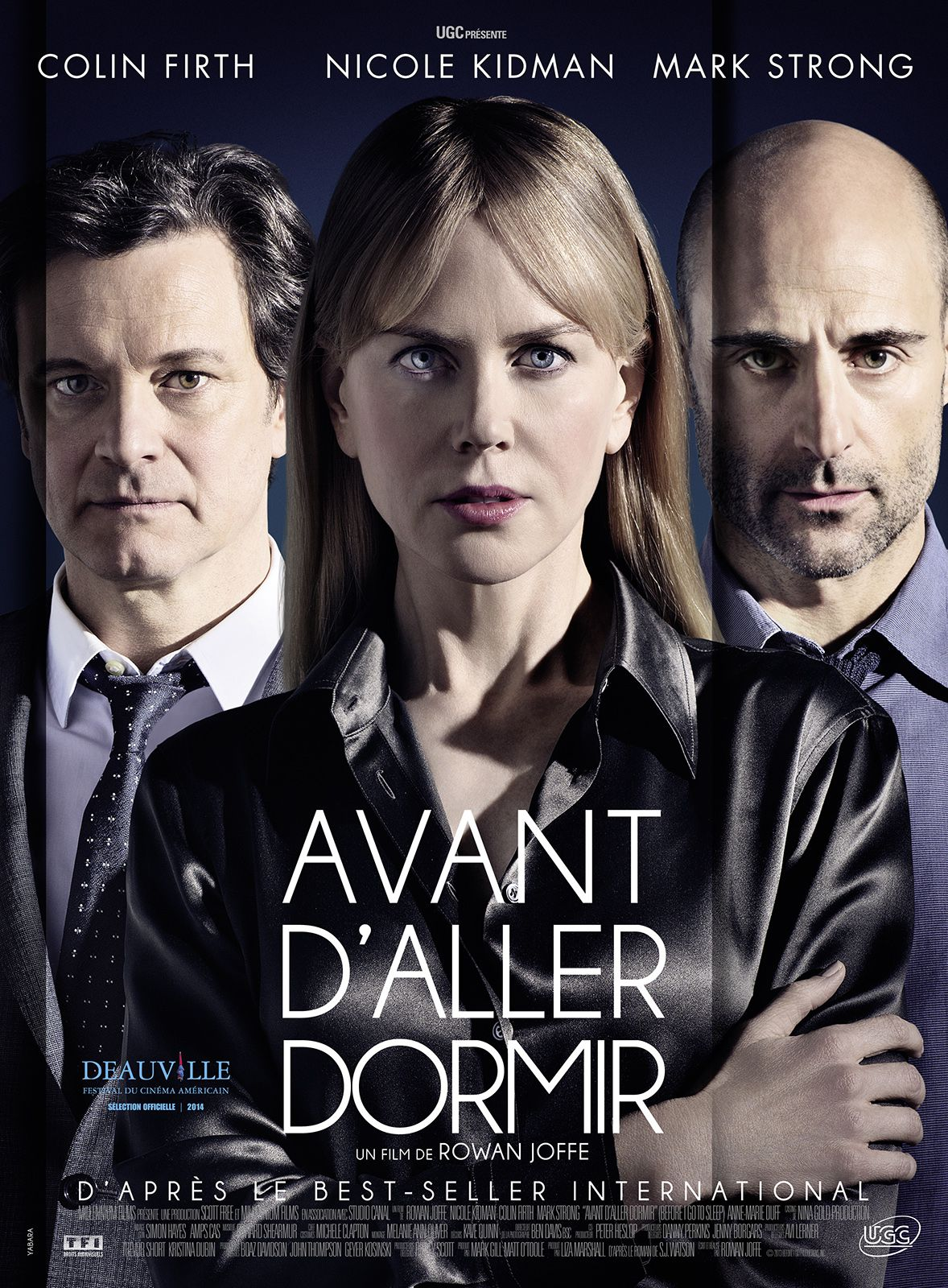 Avant d'aller dormir - Film (2014)