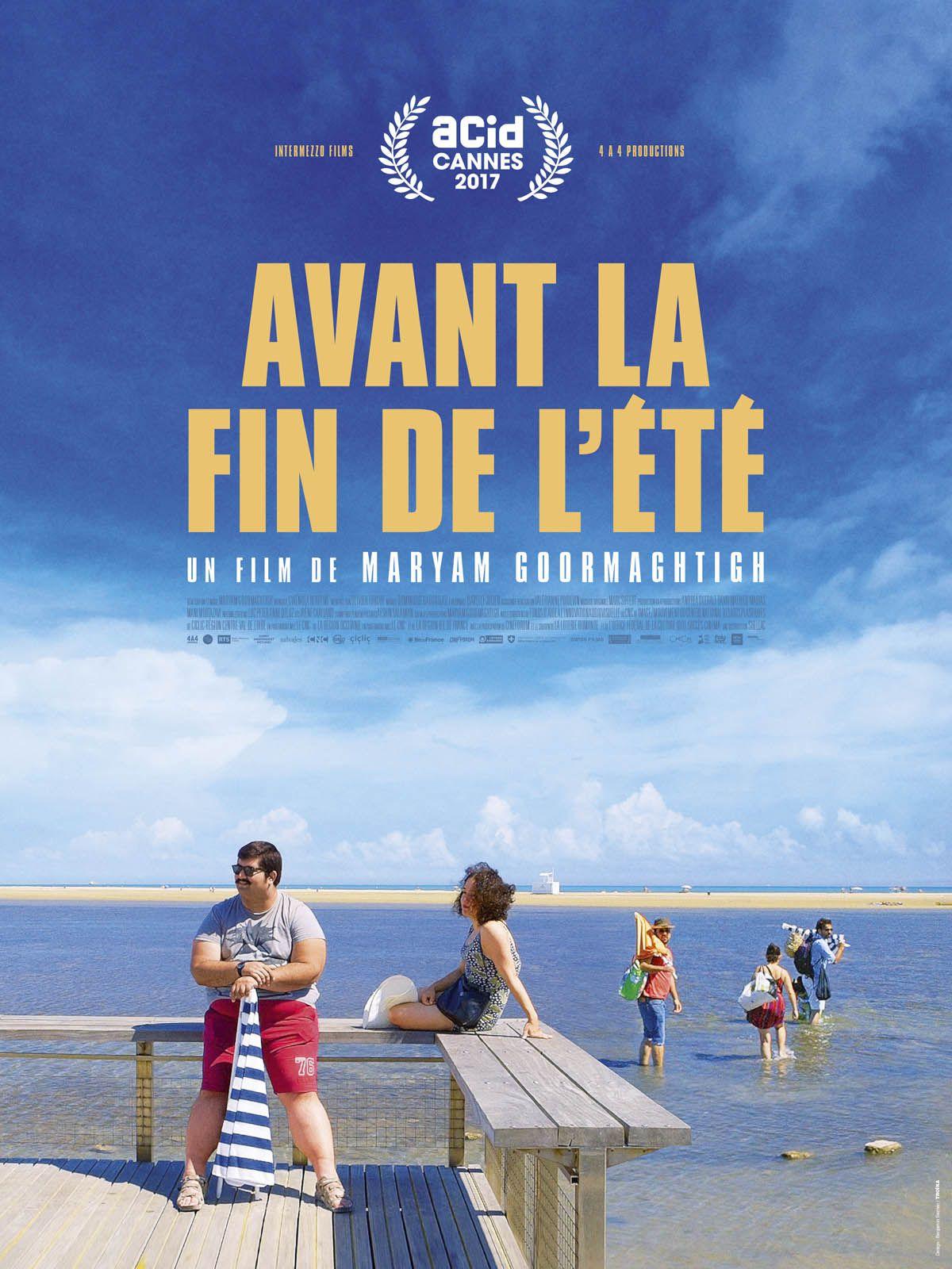 Avant la fin de l'été - Film (2017)