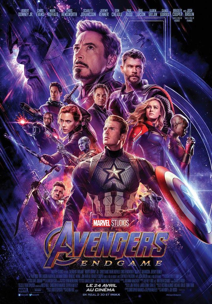 Avengers : Endgame - Film (2019)