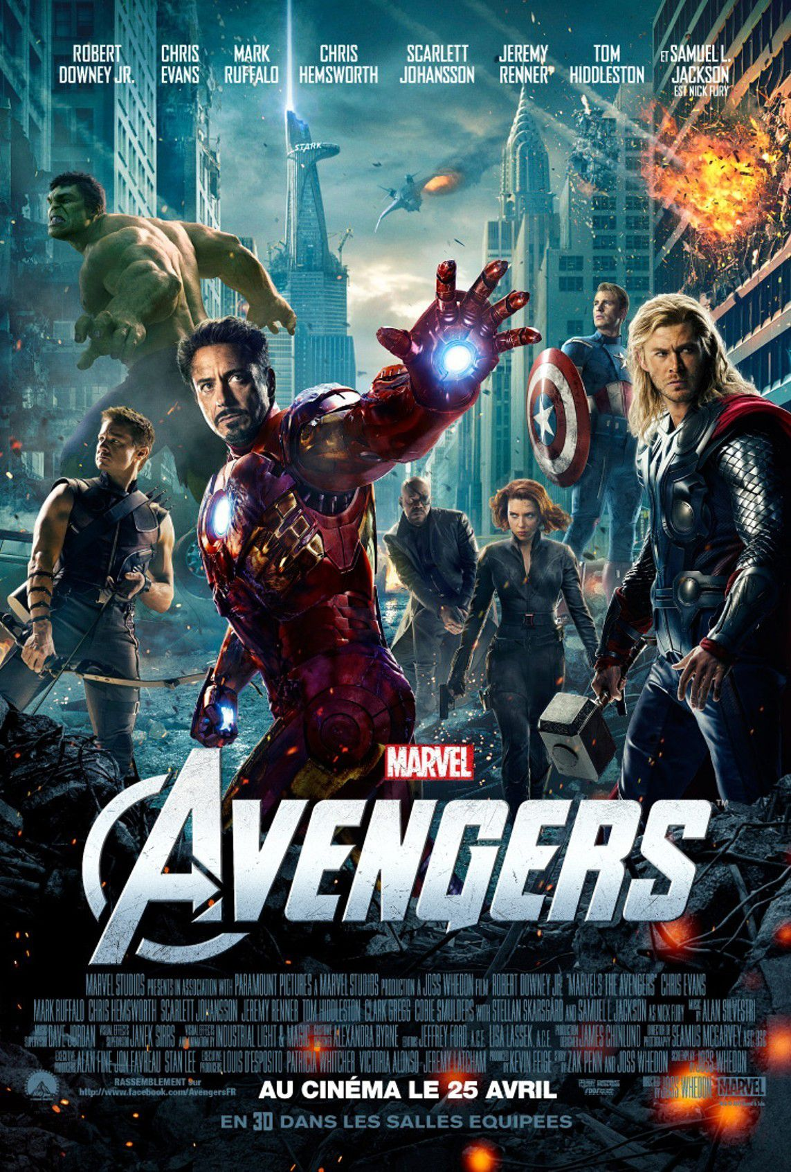 Avengers - Film (2012)