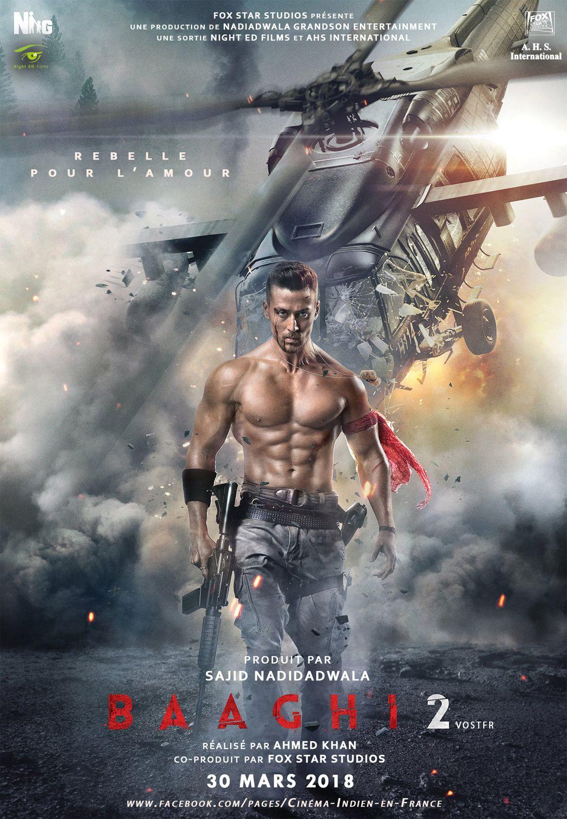 Baaghi 2 : Le Rebelle - Film (2018)