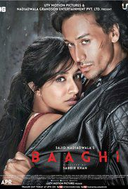 Baaghi: A Rebel For Love - Film (2016)