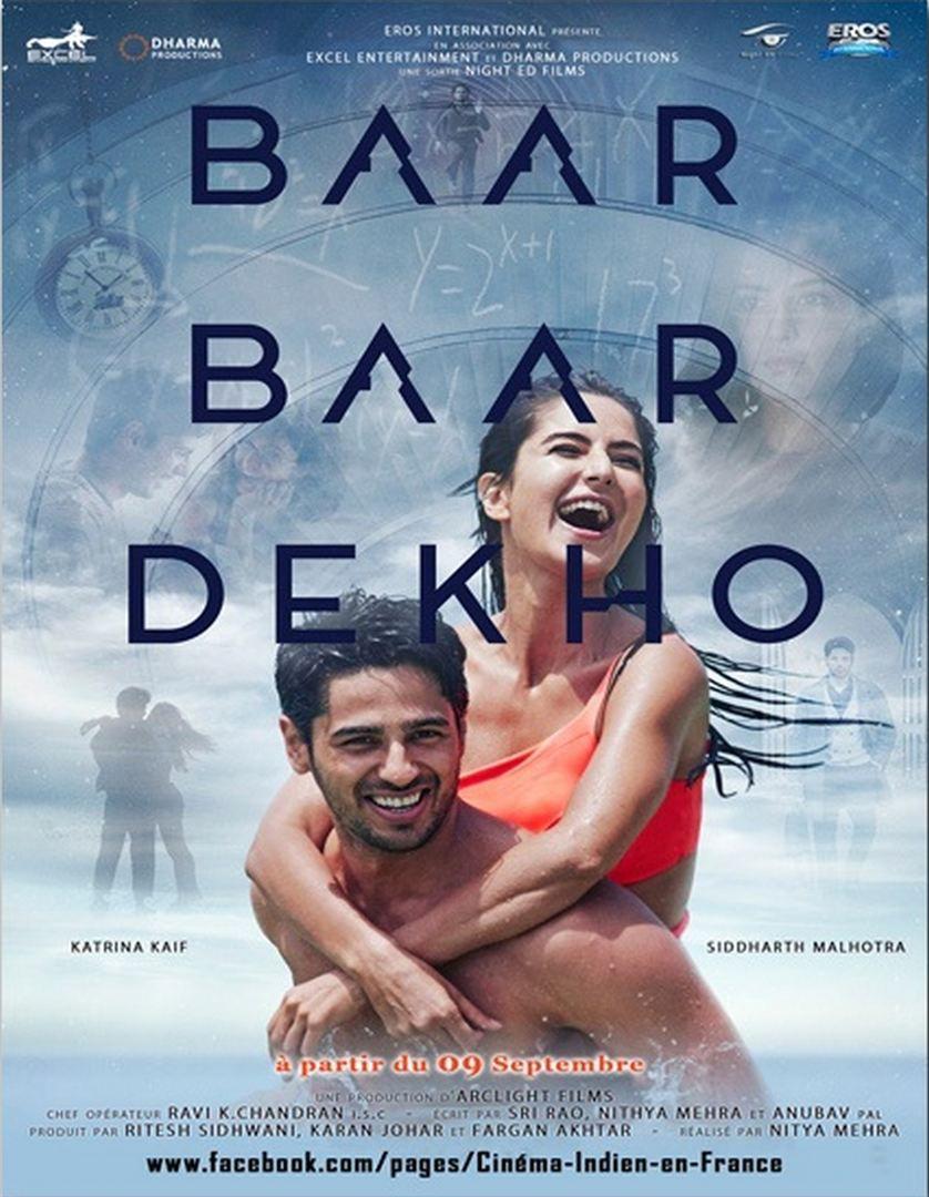 Baar Baar Dekho - Film (2016)