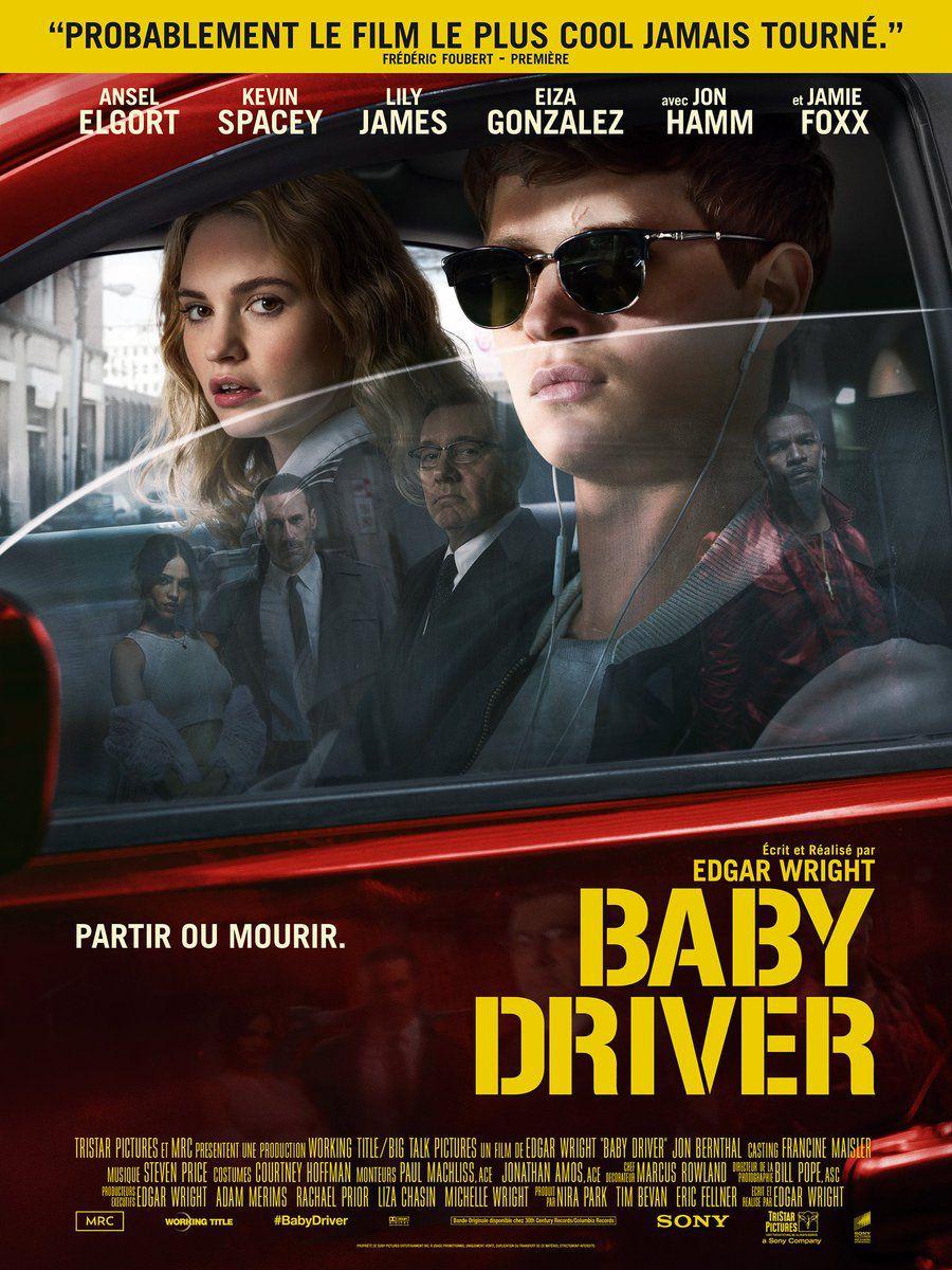 Baby Driver - Film (2017)