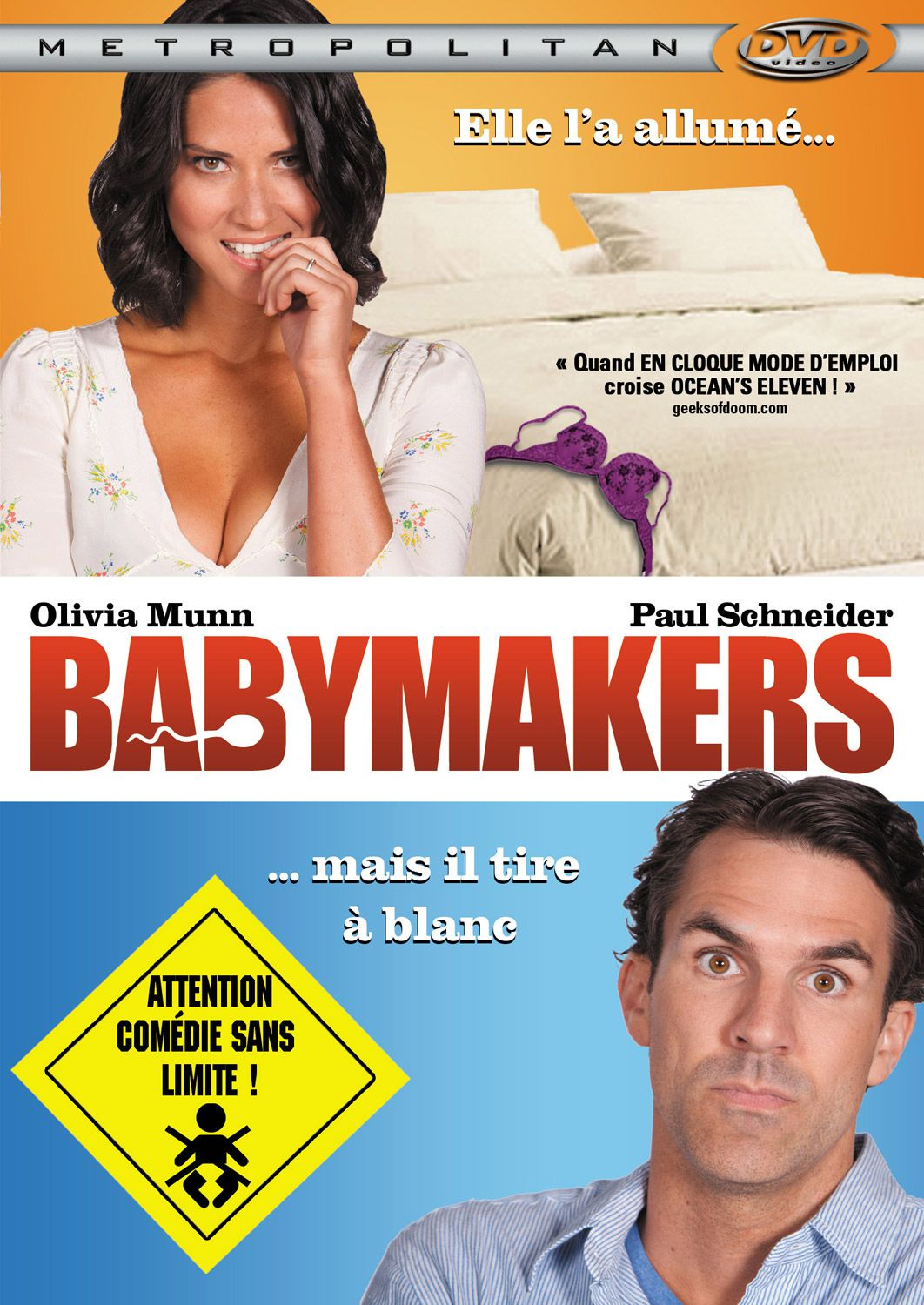 Babymakers - Film (2012)