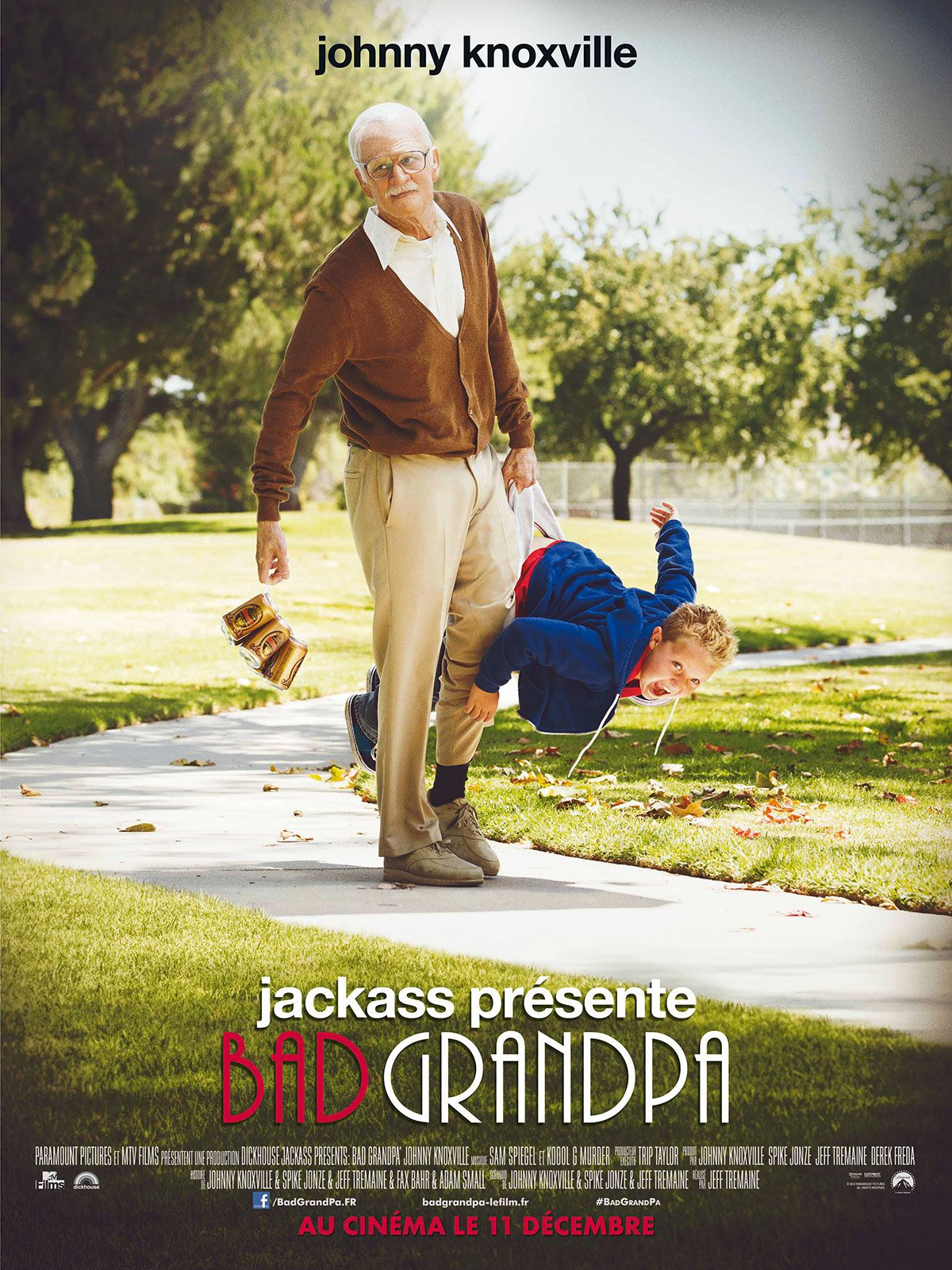 Bad Grandpa - Film (2013)