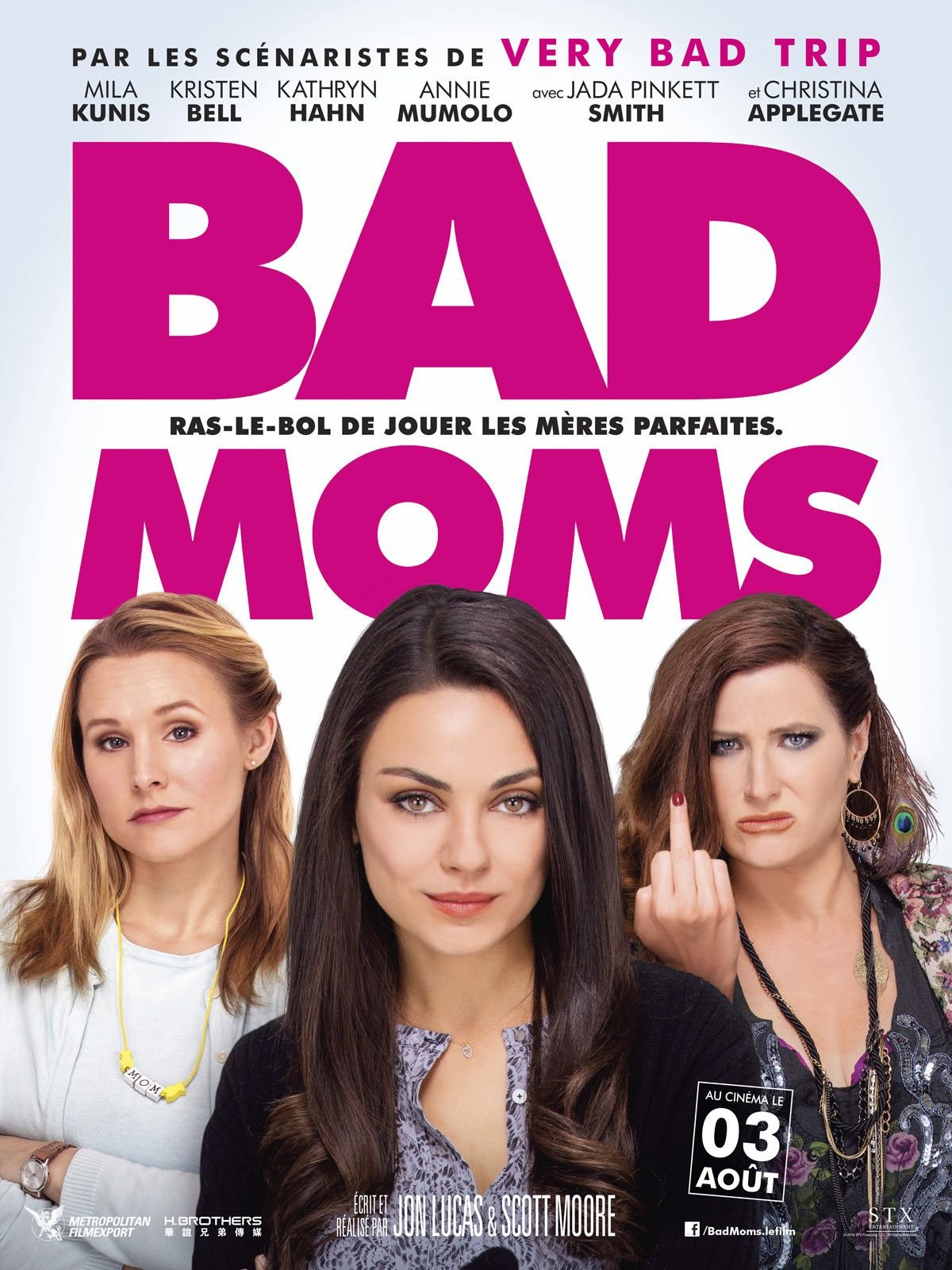 Bad Moms - Film (2016)