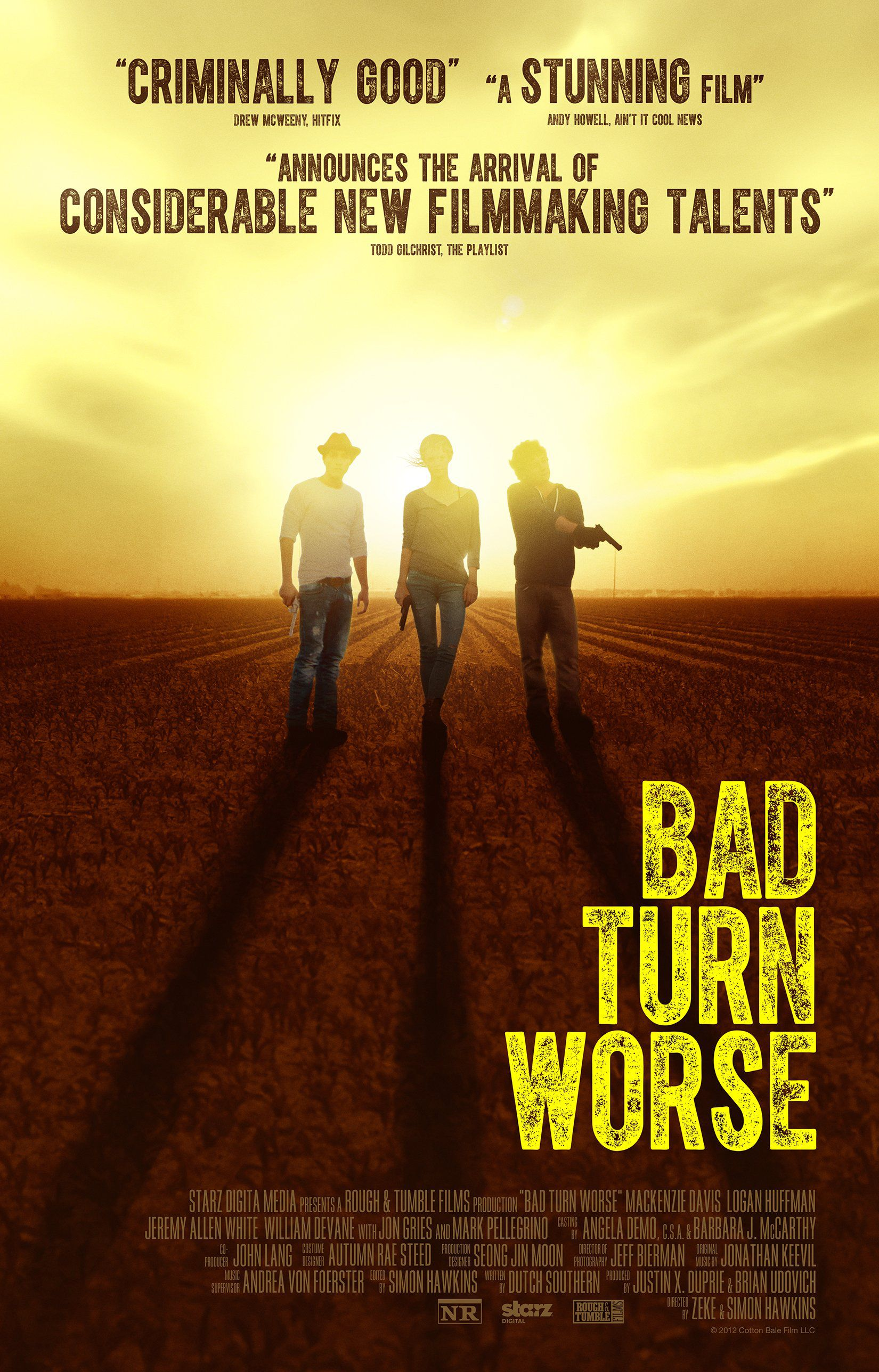 Bad Turn Worse - Film (2014)