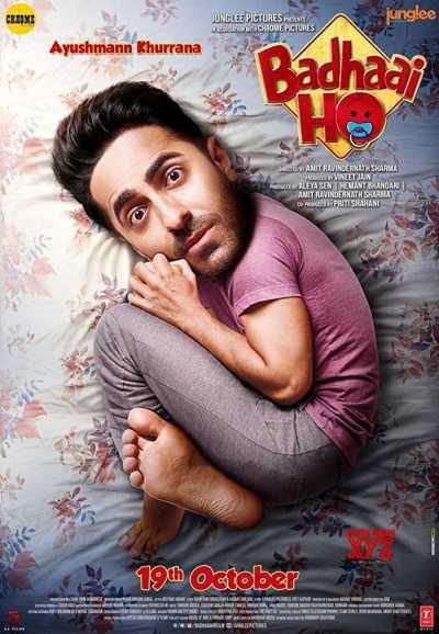 Badhaai Ho - Film (2018)