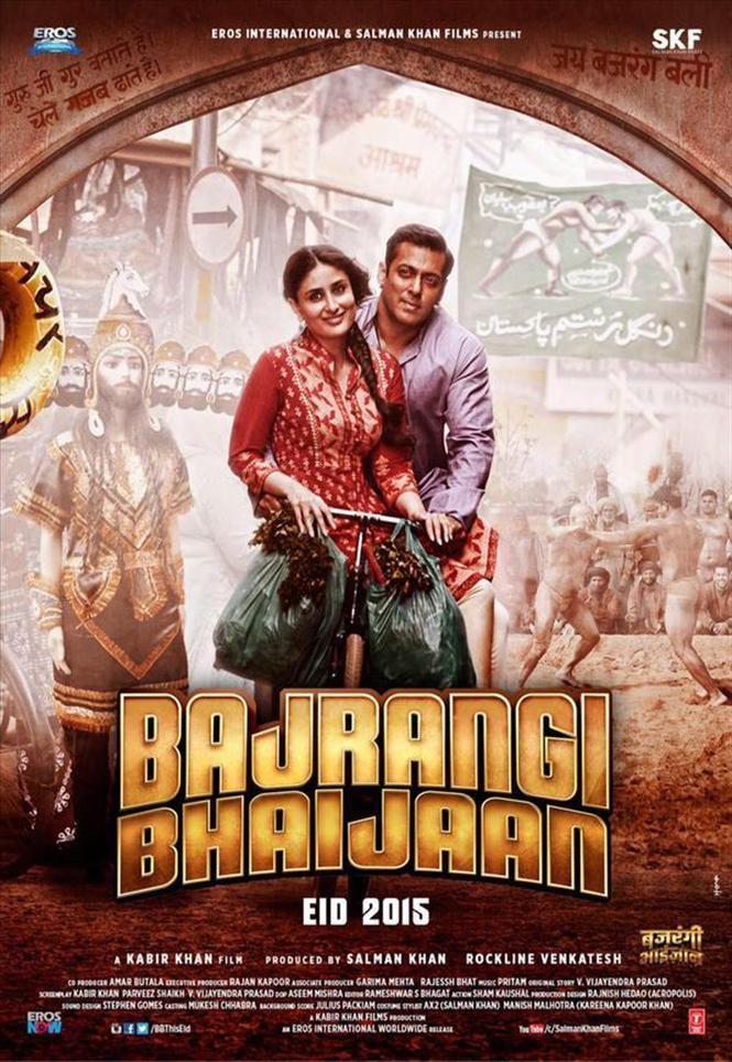 Bajrangi Bhaijaan - Film (2015)
