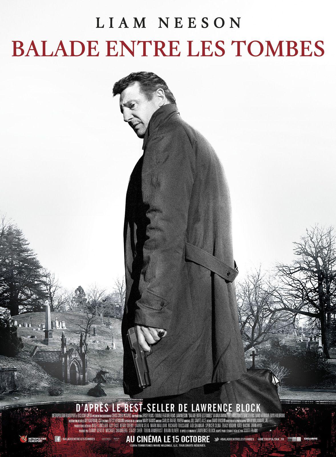 Balade entre les tombes - Film (2014)