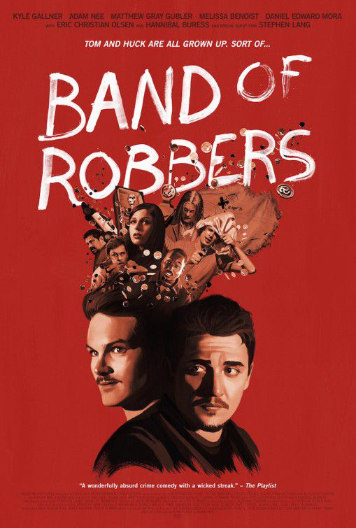 Band of Robbers - Film (2016)