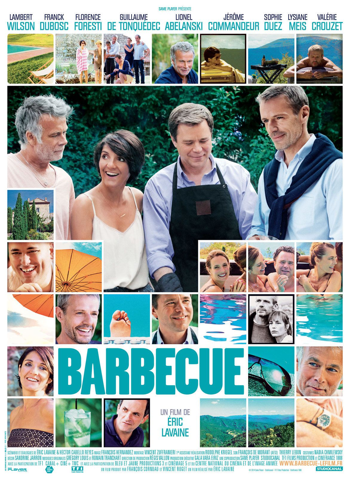 Barbecue - Film (2014)