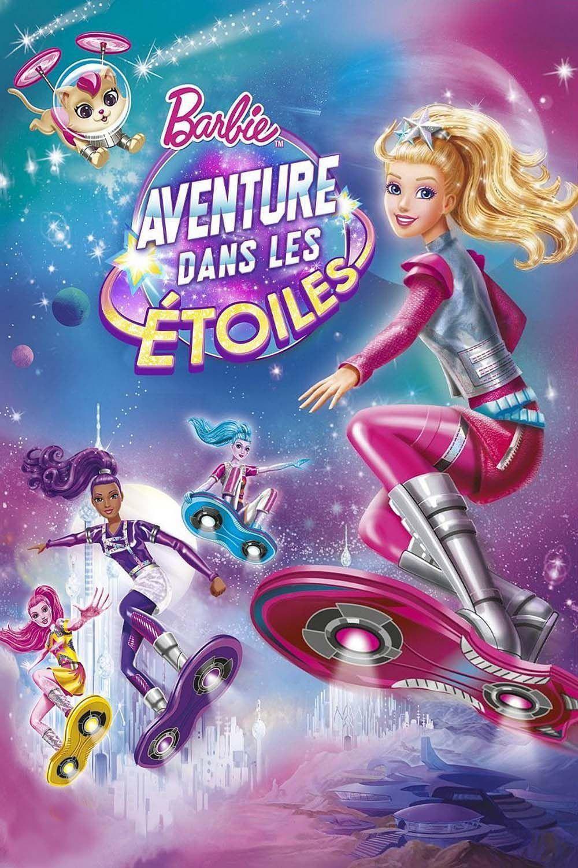 Barbie : Aventure dans les étoiles - Long-métrage d'animation (2016)