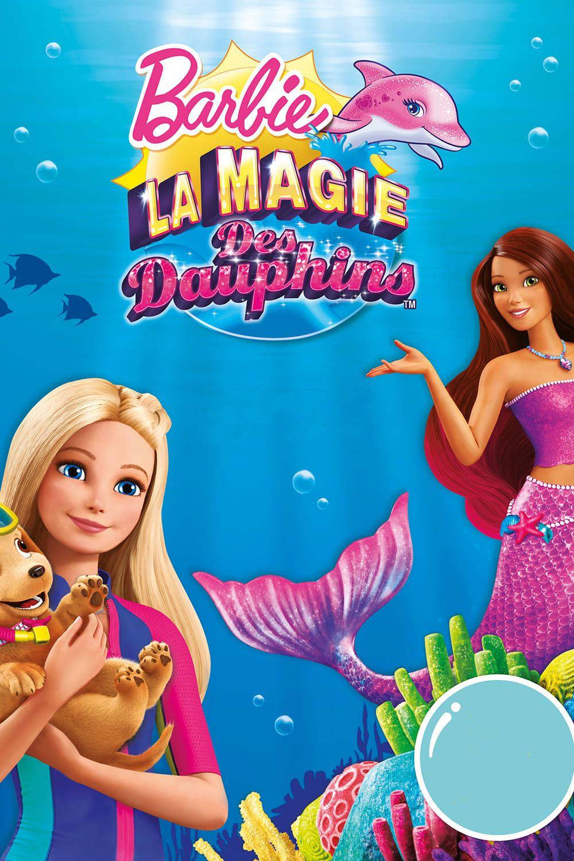 Barbie et la Magie des dauphins - Long-métrage d'animation (2017)
