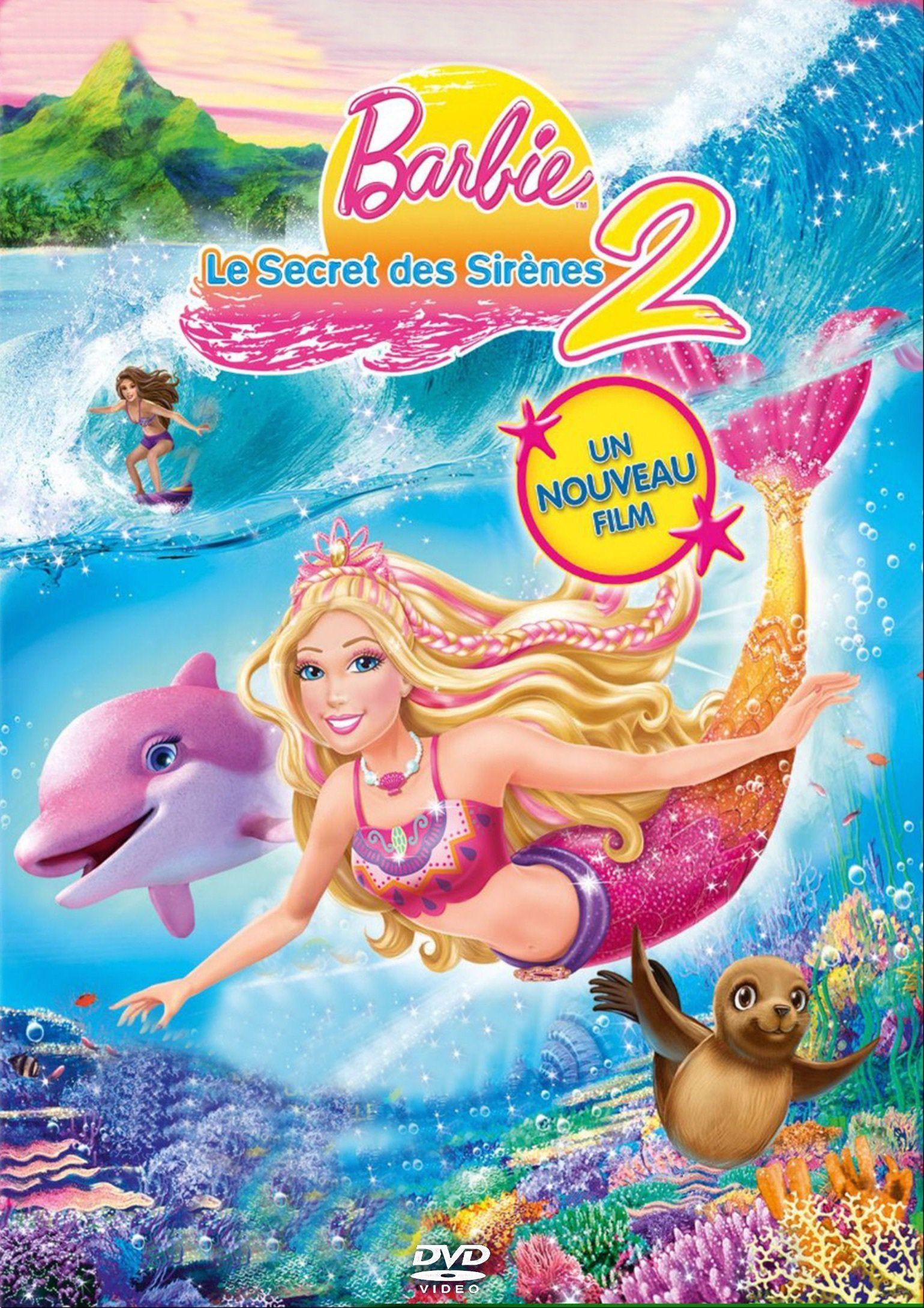 Barbie et le Secret des sirènes 2 - Long-métrage d'animation (2012)