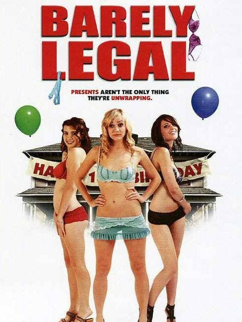 Barely Legal - Film (2011)