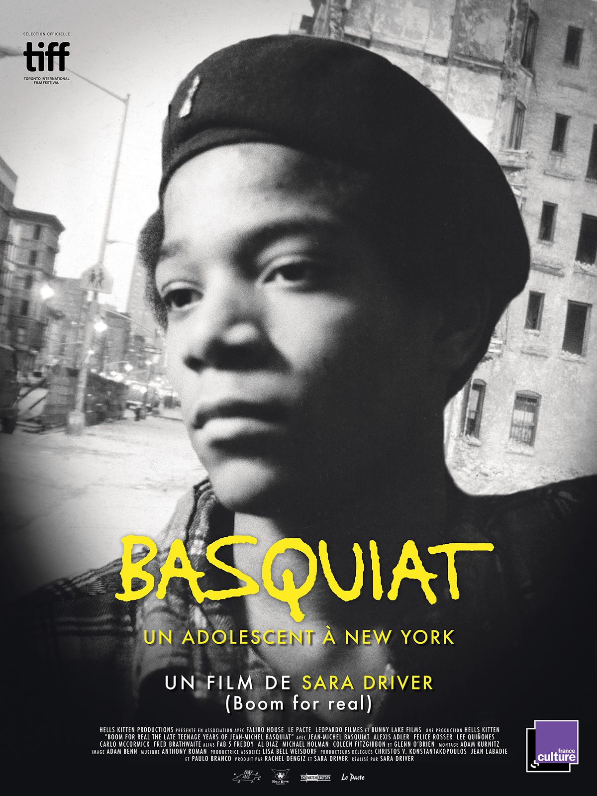 Basquiat - Un adolescent à New York - Documentaire (2018)