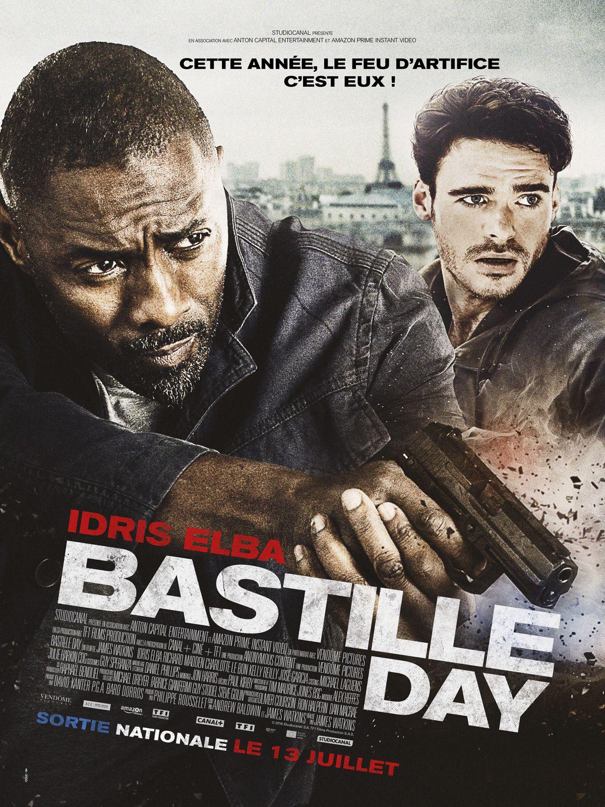 Bastille Day - Film (2016)