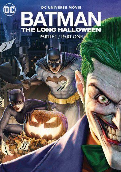 Batman : The Long Halloween, partie 1 - Long-métrage d'animation (2021)
