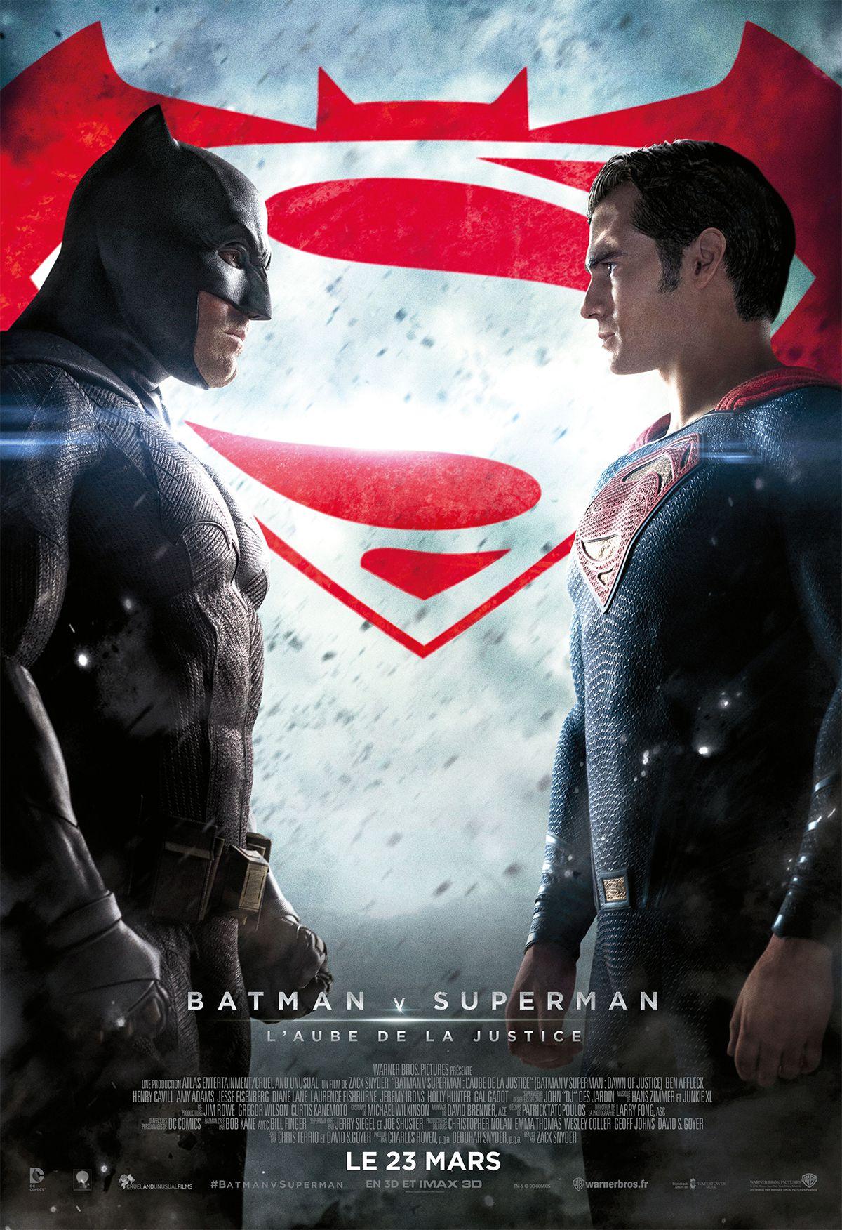 Batman v Superman : L'Aube de la Justice - Film (2016)