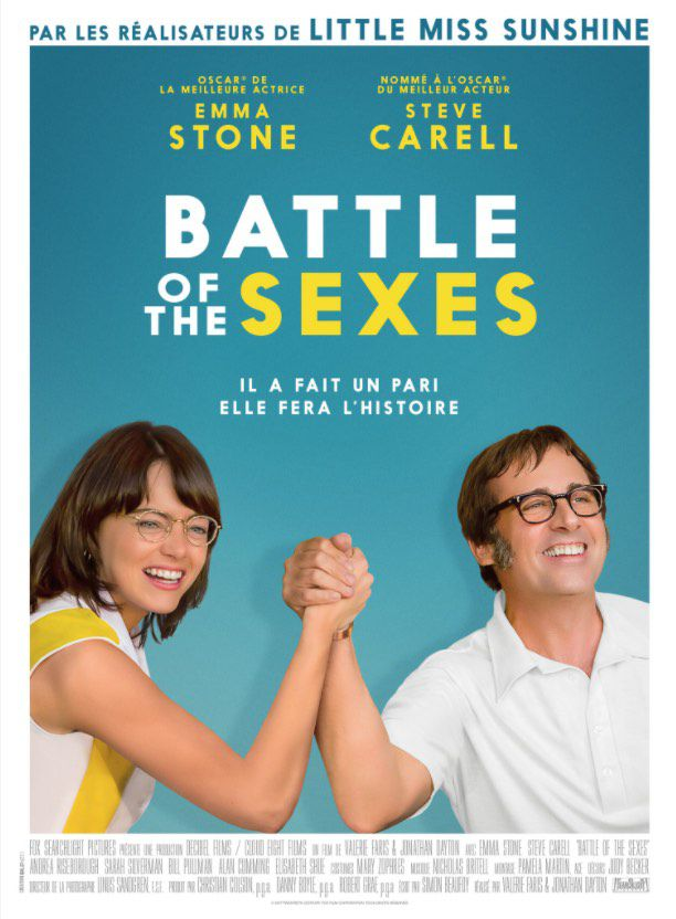 Battle of the Sexes - Film (2017)