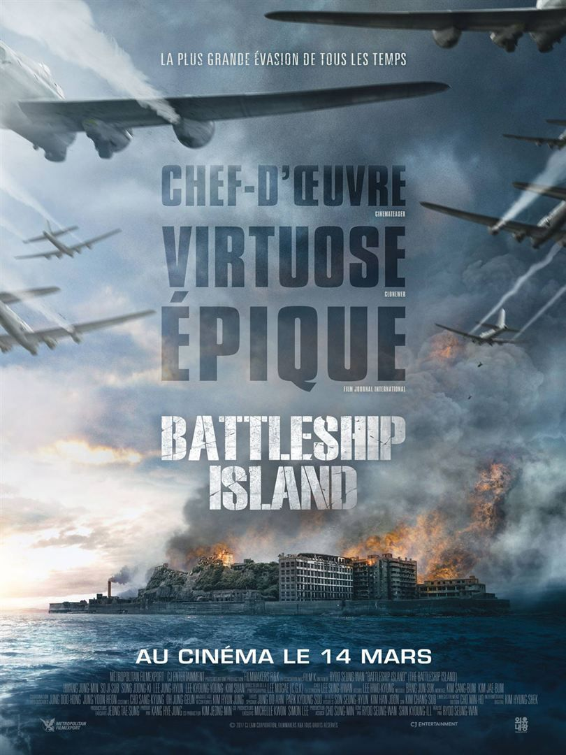 Battleship Island - Film (2018)