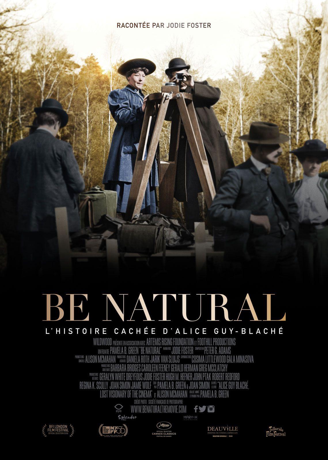 Be natural - L'histoire cachée d'Alice Guy-Blaché - Documentaire (2020)