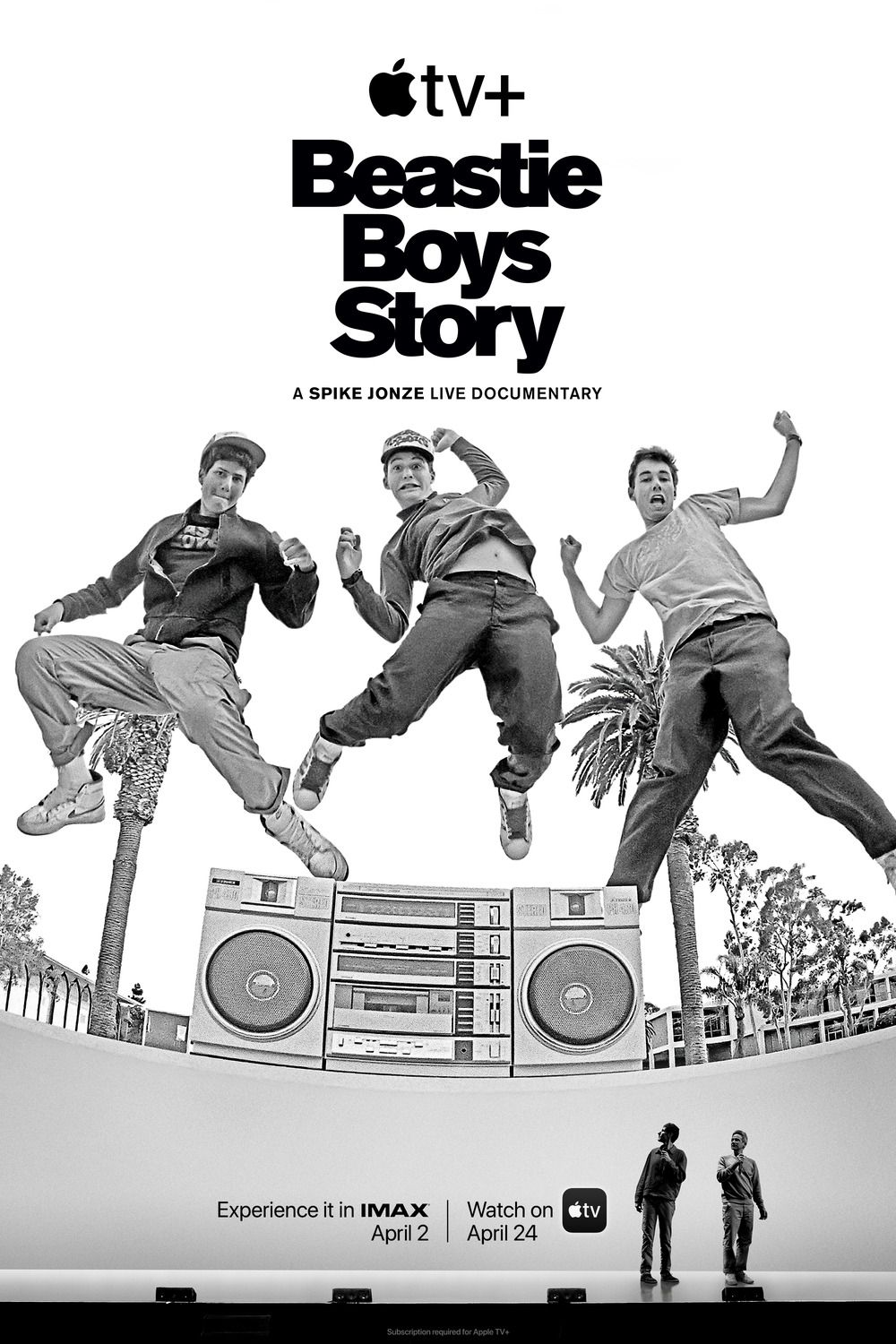 Beastie Boys Story - Documentaire (2020)