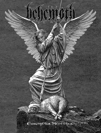 Behemoth : Evangelia Heretika - Concert (2010)
